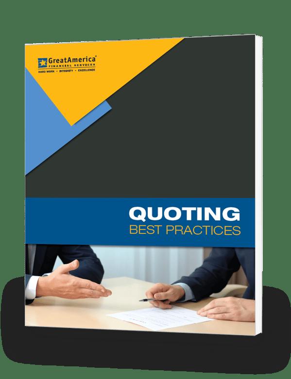 Quoting Best Practices eBook