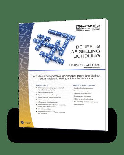 Benefits of Bundling
