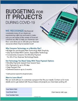 ICON - Budgeting IT Projects S