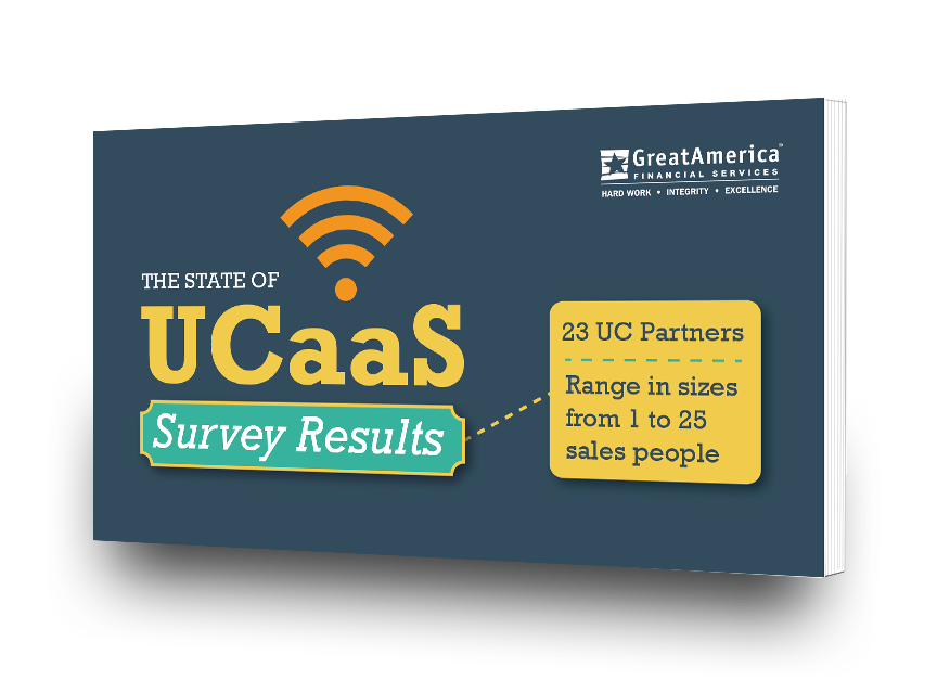 State of UCaaS Survey Results Cover Page